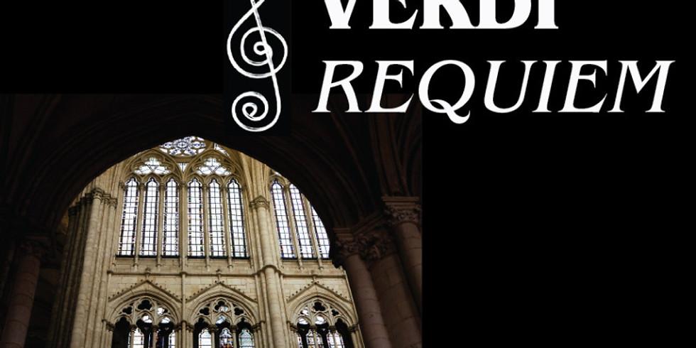 Nova Vista Symphony: Verdi Requiem