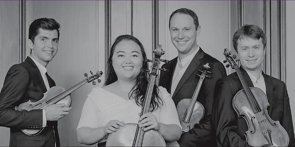 San Jose Chamber Music Society: Calidore String Quartet