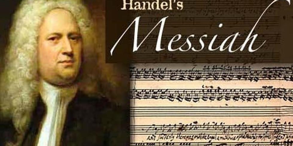 San Jose Symphonic Choir: Handel's Messiah