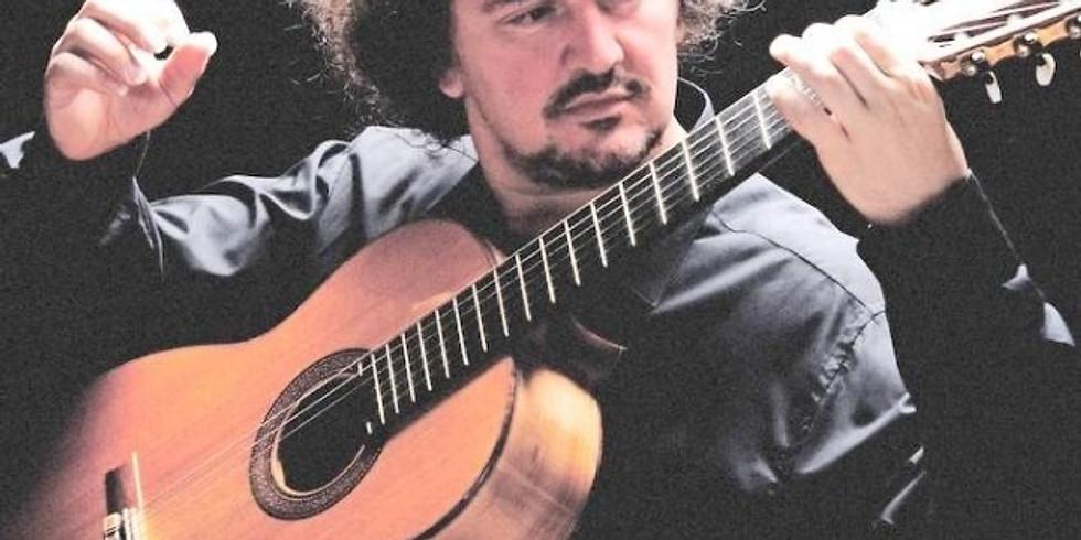 South Bay Guitar Society: Zoran Dukic, Classical Guitar Virtuoso