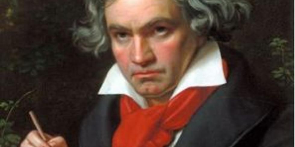 San Jose Symphonic Choir: Johann Nepomuk Hummel. Ludwig Van Beethoven