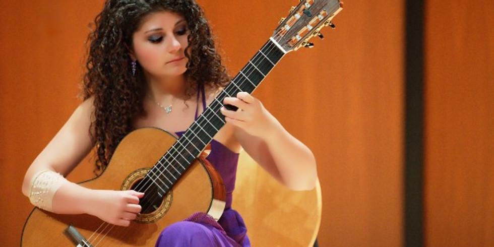 South Bay Guitar Society: Gohar Vardanyan, Classical Guitar
