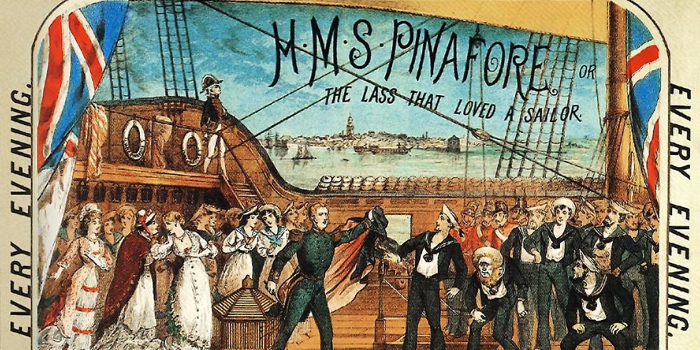 Lyric Theatre: HMS Pinafore