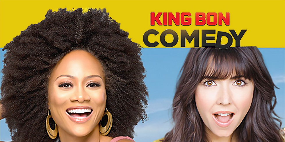 King Bon Comedy (Postponed)