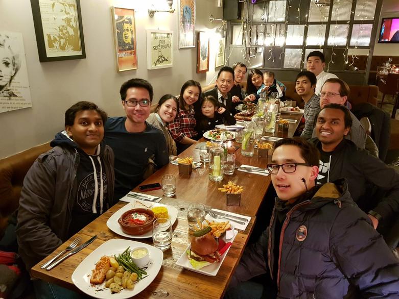 Food fellowship