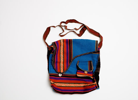 Peruvian Bag - Messenger