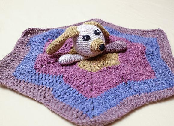 Crocheted Dog Lovey