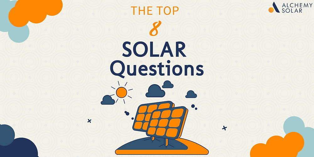 The 8 most common solar questions in Hawaii and California answered in one place!