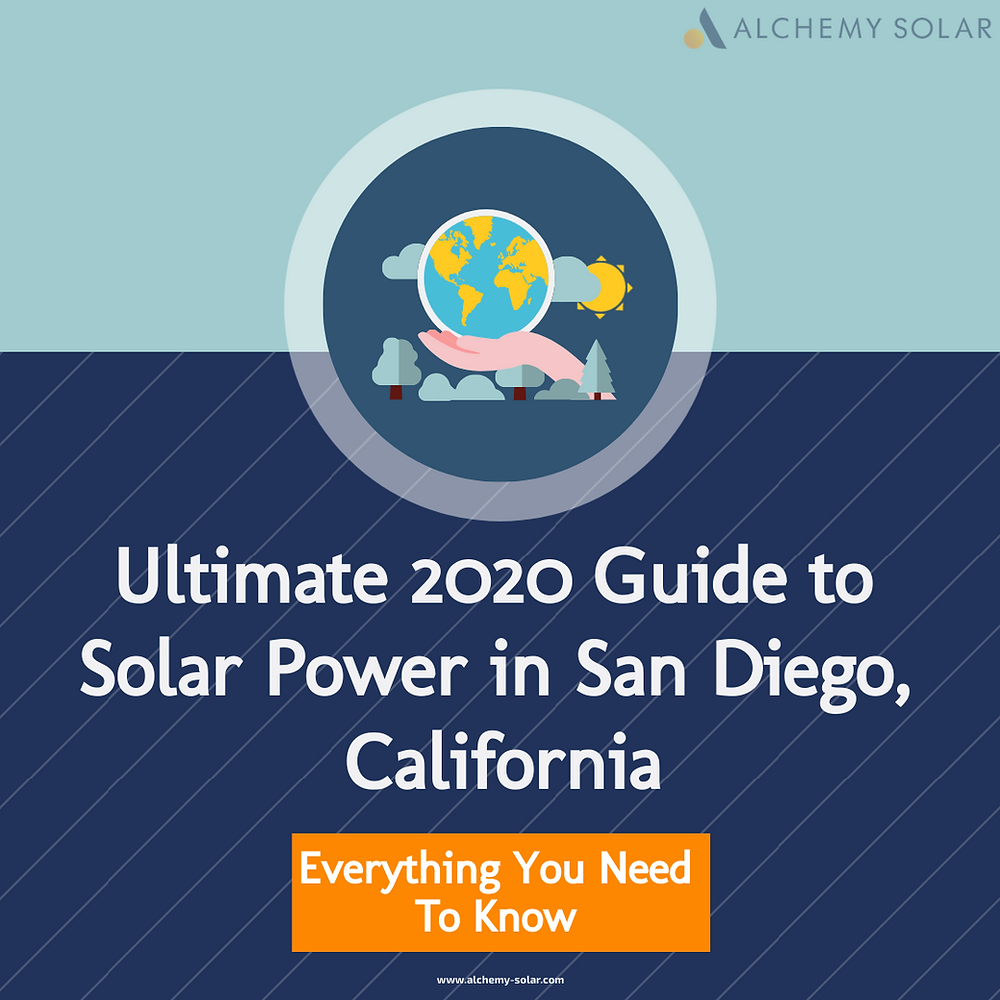 Everything you need to know about residential solar, home batteries, SDG&E and solar incentives in San Diego.