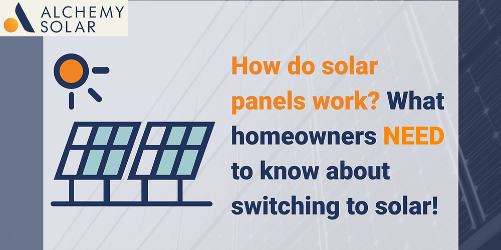 What homeowners need to know about switching to a solar panel system