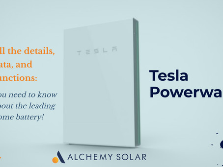 Tesla Powerwall 2: We review the data  and functions you need to read about the leading home battery