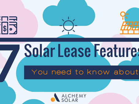 The Seven Things That Make A Solar Lease A Great Way To Go Solar (2021 Solar Lease Guide)