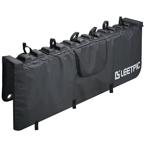 Tailgate Bike Pad Pro for Full-Sized Pickup Truck (New Product Released)