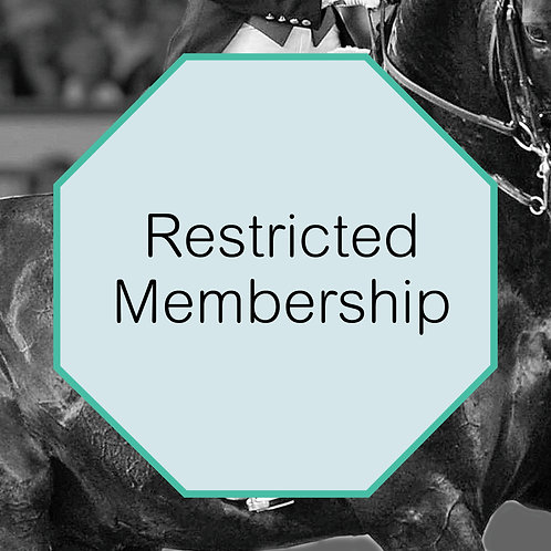 Restricted Membership