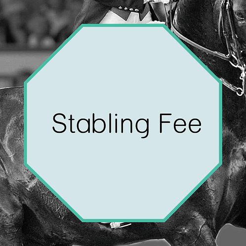 Stabling Fee