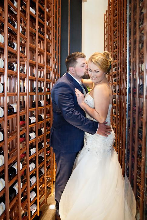 Wedding Wine Cellar