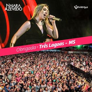 show Naiara Azevedo