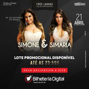Show Simone e Simária