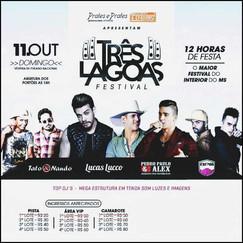 Três Lagoas Festival 2015