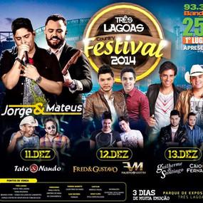 Três Lagoas Festival 2014