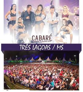 Show Projeto Cabaré