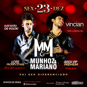 Show Munhoz e Mariano