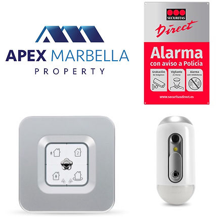 Securitas Direct APEX Marbella Property.