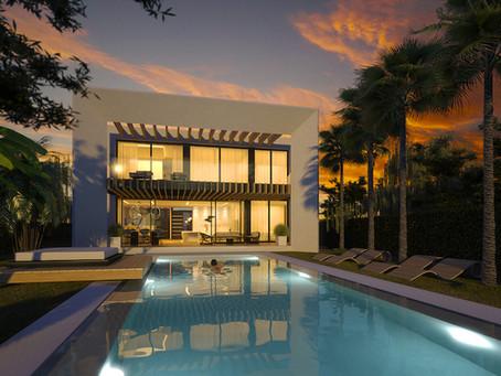 New villas in La Reserva de Marbella