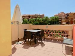 La Reserva de Marbella Balcony