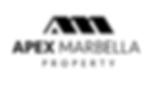 Logo APEX Marbella Property-B&W copy.png