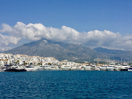 Puerto Banus is the Most Expensive Marina in Europe