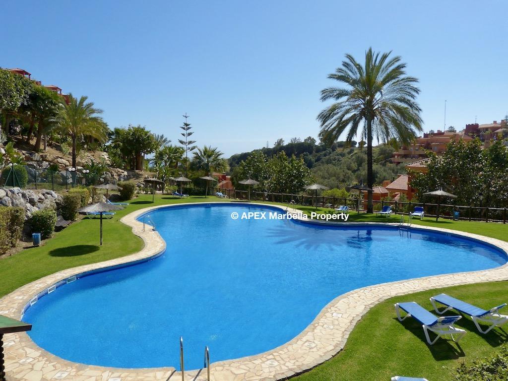 La Reserva de Marbella Manzana 3 B7 Pool