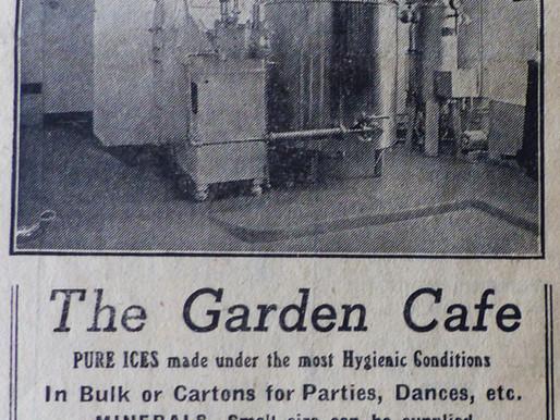 Carluke in 1950