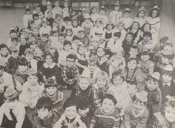 st athanasius primary christmas party -
