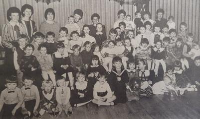 kilncadzow wri childrens xmas party - 19
