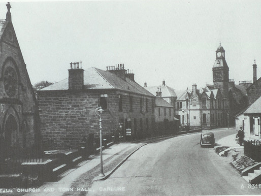 The Rankin Memorial Town Hall & Library (1884 – 1979): Another Lost Building