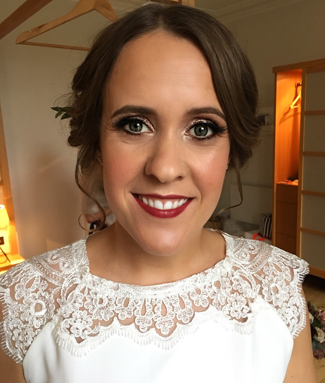 Alice Taper Bridal Hair & Makeup