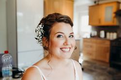 Claire's Bridal Makeup