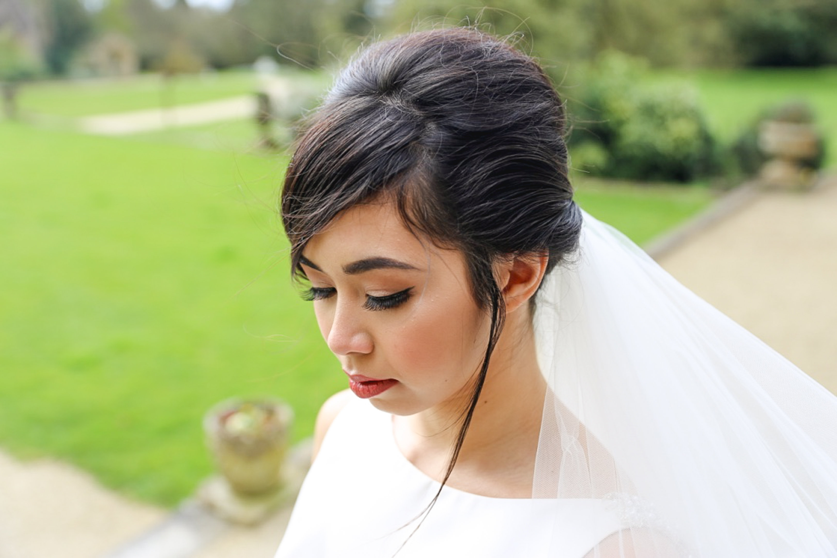 Classic bride Makeup by Alice Taper