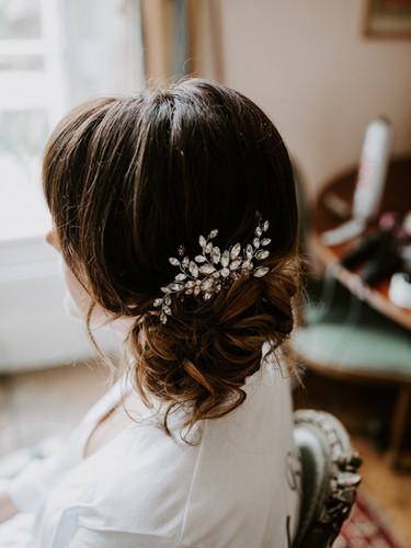 Bridal Hair by Alice Taper