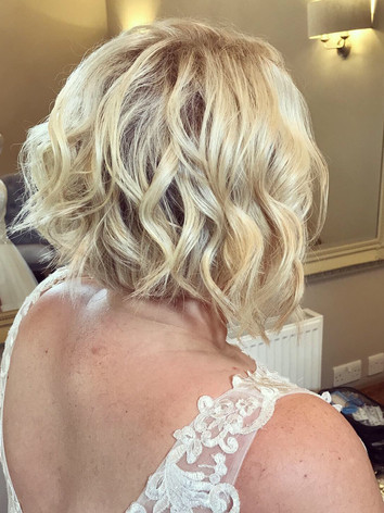 Bridal Hair by Alice Taper