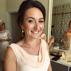 Bridesmaid's Makeup by Alice Taper