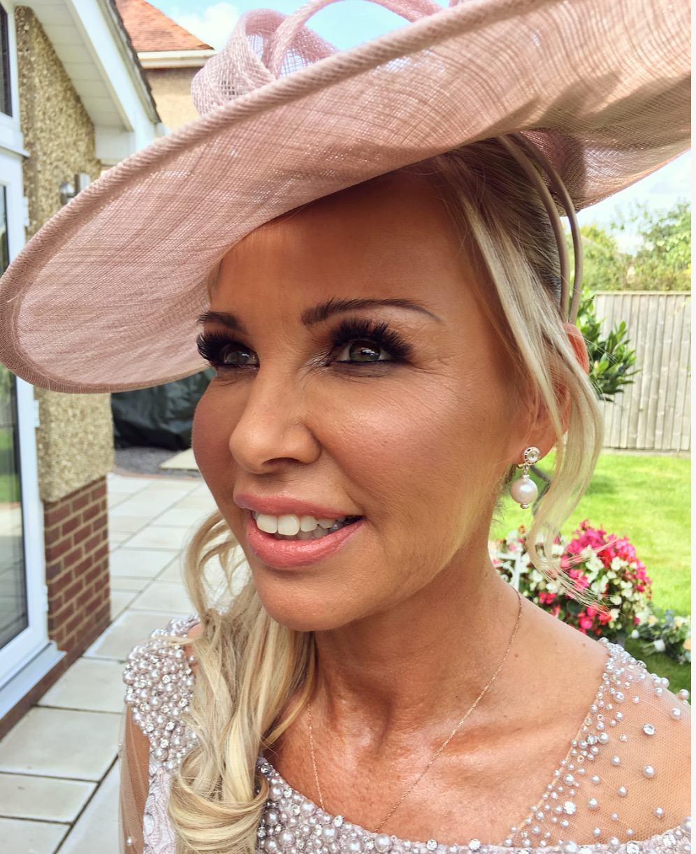 Mother of the Bride's Makeup