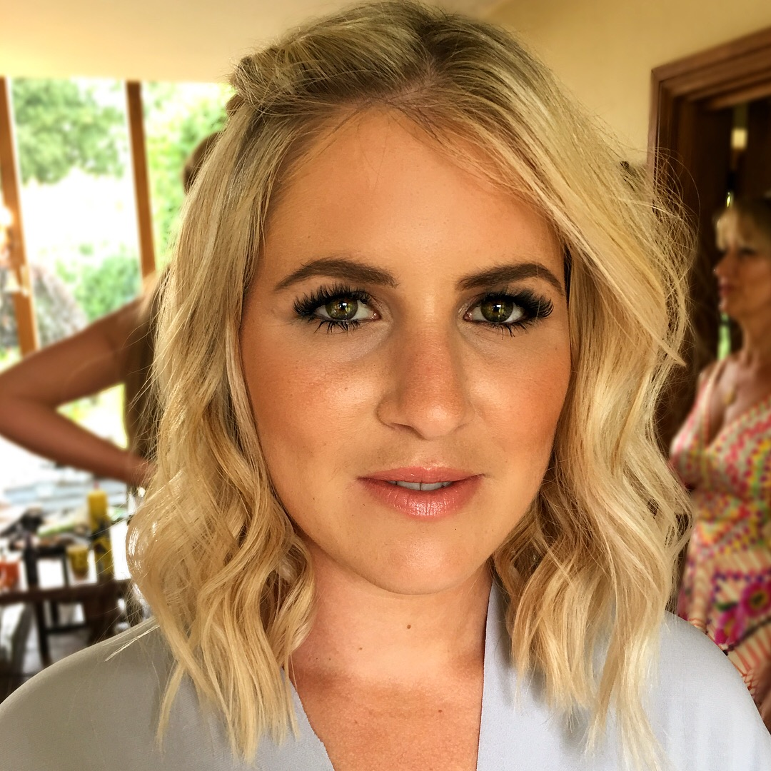 Alice Taper - Bridesmaid Makeup