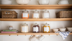 How To Style Open Shelving   Home Organisation Tips