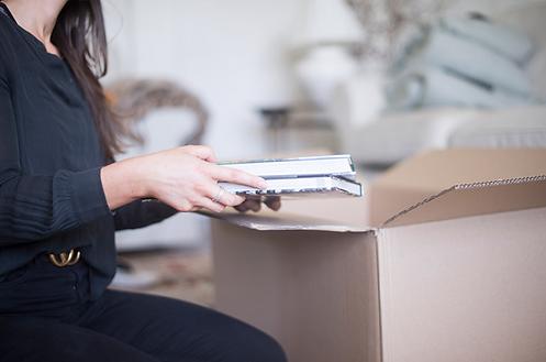 Moving Home Service   WeDeclutter