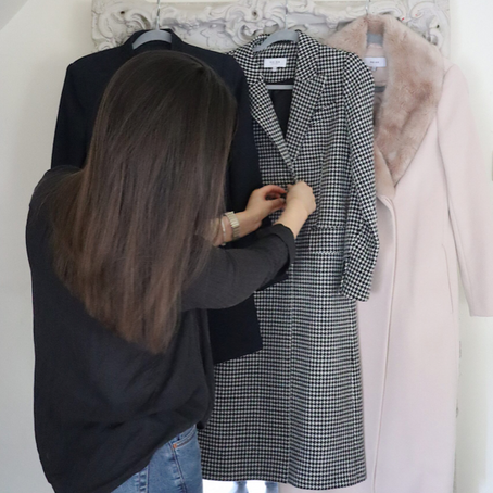 How To Be Ruthless When Decluttering Clothes