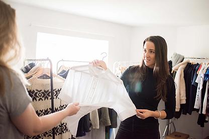 Wardrobe Decluttering | WeDeclutter
