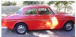 1960's Volvo
