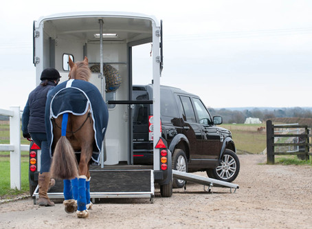 10 Tips for Traveling Solo with Your Horse
